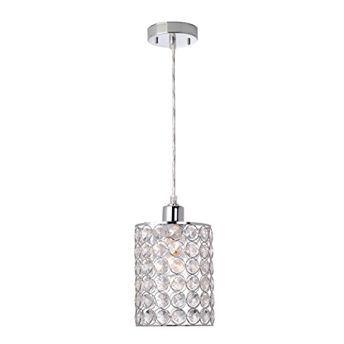 crystal pendant light - 2