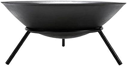 Perel BB690 hornillo de exterior - Hornillos de exterior (Negro, hierro fundido, 56 cm, 260 mm)