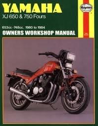 Yamaha Xj650 - 9