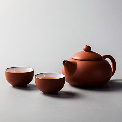 Chinese Tea pot Ceramic Coffee TeaPot Porcelain Purple sand Tea Kettle China Kung Fu Tea Set D011 teaset3