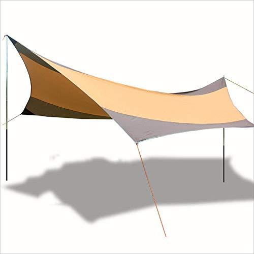 Hukangyu1231 Im Freien große Canopy Shed Sonnencreme Markise große Markise Camping Zelt Outdoor-Sportzelte;