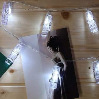 Ge Led Christmas Light Clips