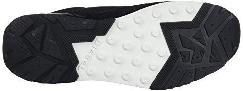 Diesel Men's S-Rv Low-Top Sneakers, Black (T8013 T8013), 9 UK