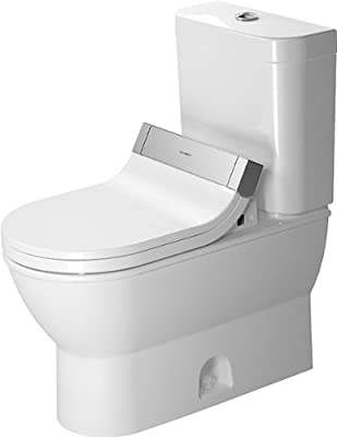 Duravit 2126510000 Two Piece Toilet Darling New without Cistern for Sensowash C