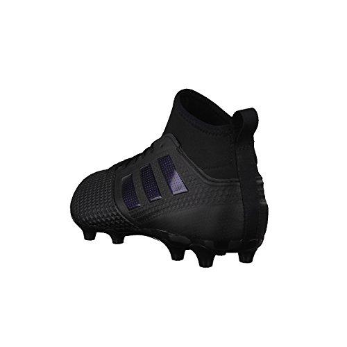 adidas Ace 17.3 Fg, Zapatillas de Fútbol para Hombre Negro (Core Black/utility Black )