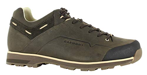 Garmont Men's Miguasha Low Nubuck FG Shoes Olive Green/Beige 10