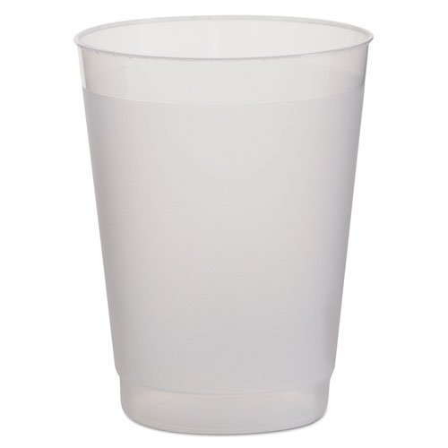 Frosted Plastic Cups (Frost Flex Plastic Cups 16oz - 10)