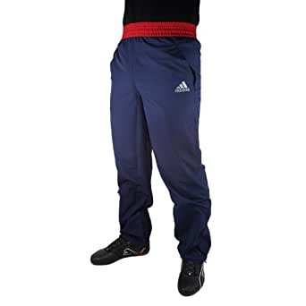 Adidas CrazyGhost Pants - Navy/Red (Mens) - Small