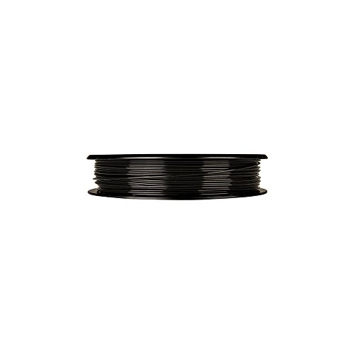 MakerBot PLA Filament, 1.75 mm Diameter, Small Spool, Black