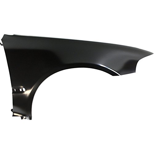 Fender for Honda Civic 92-95 RH W/Molding Holes Coupe/Hatchback Front Right Side ()