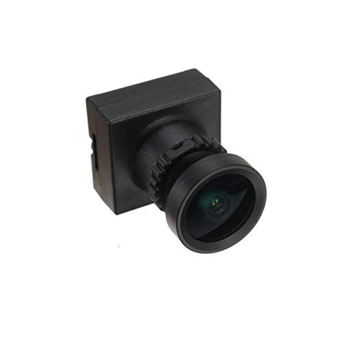 WDR 16:9/4:3 700TVL V2 2.1mm 1/3'' Color CMOS Camera NTSC/PAL Switchable - RC Toys & Hobbies System - 1 x Camera, 1 x 3pin JST silicone cable