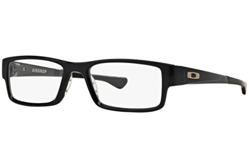 Eyeglasses Oakley Frame OX 8046 804602 BLACK - Eyeglasses Mens Oakley