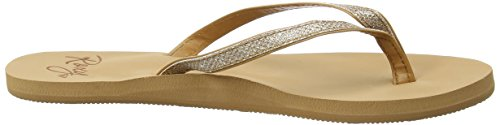 Tongs Marron Femme tan Roxy Napili 5qZFa
