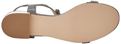 Bibi Lou 915Z00GT, Sandalias para Mujer Plateado (Plata)
