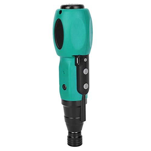 Mini Handheld Magnetic Screwdriver Electric Screwdriver USB Rechargeable Cordless Screwdriver Drill Kit DIY Power Tool…