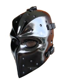 heat hockey mask - 4
