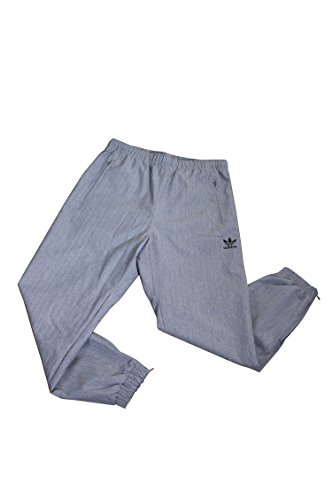BK0539 MEN WIND PANT ADIDAS BLCKME