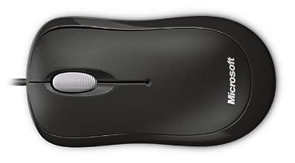 Microsoft Basic Optical Mouse - Ratón óptico (800 DPI, USB), negro: Amazon.es: Electrónica