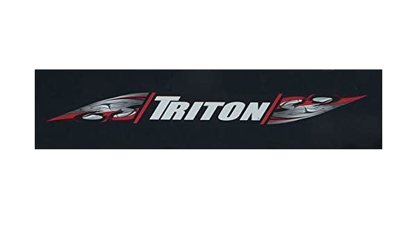 Amazon com : Triton 09363 Coverall Trailer Large Decal