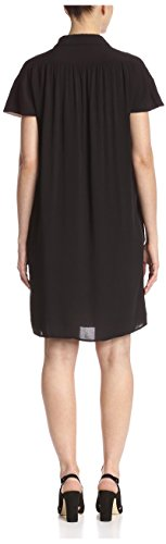 byTiMo Belted Women's Shirt Black Dress qCpzwS