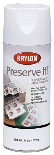 Preserve-It Digital Photo & Paper Protectant-11 Ou 1 pcs sku# 631062MA