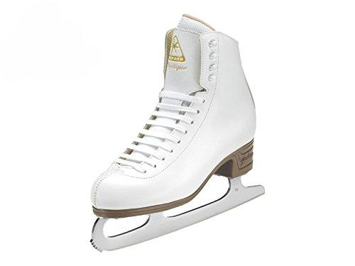 Jackson Ultima Mystique JS1491 White Kids Ice Skates, Size (Ice Skates Size 12 Kids)