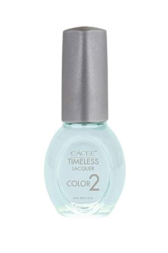 Timeless Nail Lacquer, Premium Nail Polish Color, Long Lasting Formula For Manicure, Pedicure, Salon, and Spa, 0.5oz (Pastel My Belle, 638)