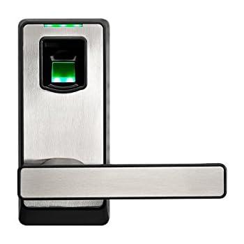 amazon com zkteco l7000u fingerprint biometric lockset keyless