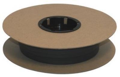 100 Spool 3//64 Diameter Black 2:1 Shrink Ratio Thin Wall NTE Electronics 47-100100-BK Heat Shrink Tubing