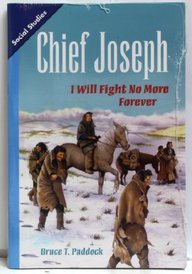 SOCIAL STUDIES 2013 LEVELED READER 6-PACK GRADE 5 CHAPTER 01 ADVANCED:  CHIEF JOSEPH: I WILL FIGHT NO MORE FOREVER