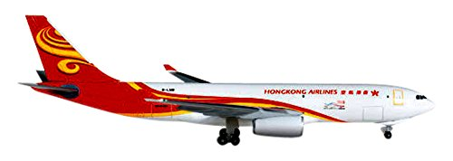 Herpa - 527 378 - Hong Kong Airlines Cargo Airbus A330-200F 527378