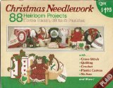 Christmas Needlework: 88 Heirloom Projects. Home Decor, Gifts & Fashion ()