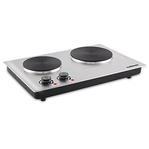 2 burner electric burner - 2
