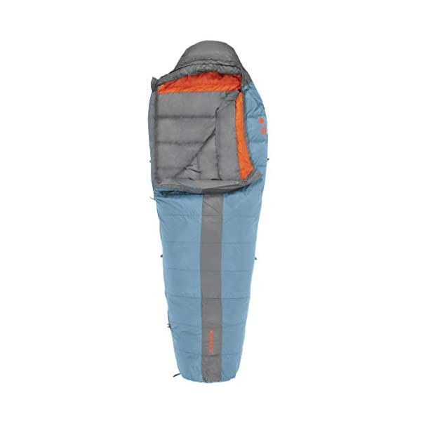 Kelty Cosmic 20 Degree Down Sleeping Bag - Ultralight Backpacking Camping Sleeping Bag with Stuff Sack 3