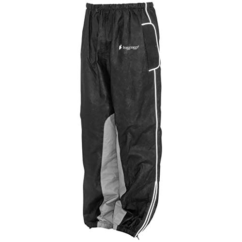 Frogg Toggs Road Toad Reflective Water-Resistant Rain Pant