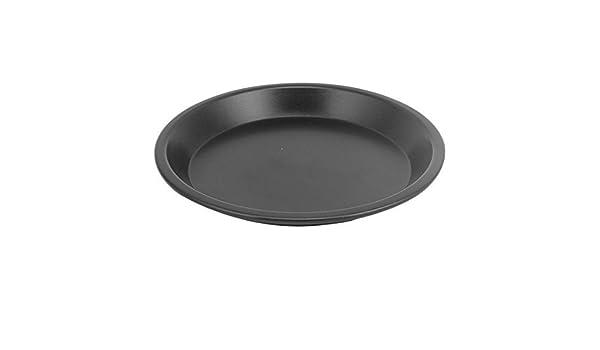 Amazon.com | eDealMax redondo del metal antiadherente de cocina Catering Pizza Pie Hornear Pan de 7 pulgadas: Flatware Sets