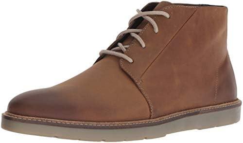 Organo disculpa gusano  CLARKS Men's Grandin Mid Boot, Dark tan Leather, 070 M US: Buy Online at  Best Price in UAE - Amazon.ae