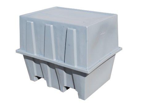 Scribner Plastics 5115 Big Block Engine Complete Shipping Container
