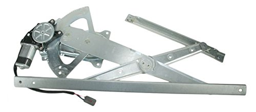 Power Window Regulator Front LH Left Driver Side for Mountaineer Explorer (Ford Explorer Power Window Regulator)