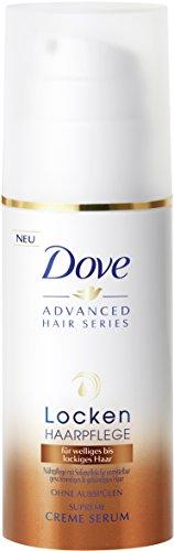 Dove Advanced Hair Series Creme Serum Locken Haarpflege, 100 ml 1er Pack (1 x 0.1 l)