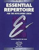 Essential Repertoire for the Developing Choir - Level 2 Mixed - Teacher