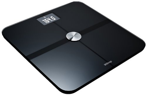 Withings WS-50 Smart Body Analyzer, Black by Withings