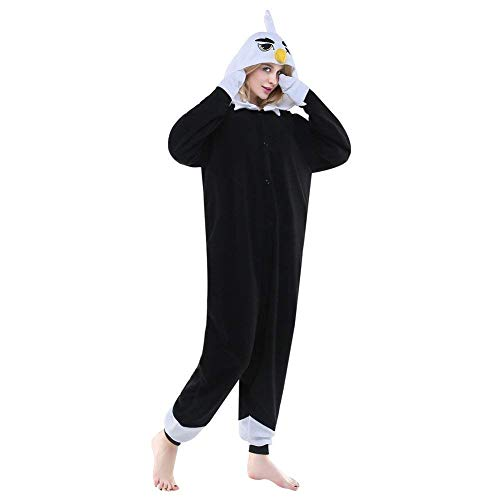 Unisex Eagle Pyjamas Halloween Costume (,S) -