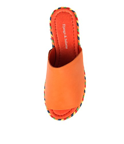 DJANGO JULIETTE ORANGE Shoes Aviana MULTI LEATHER Womens amp; Womens Heels qpq7rv