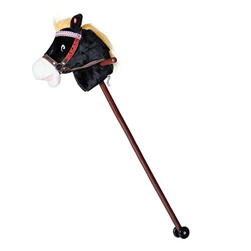 Knorrtoys 86401 - Yakari Steckenpferd Kleiner Donner mit Sound