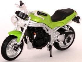 Maisto Triumph Speed Triple 1 18 Scale Die-cast Model Motorcycle 39342 by Maisto