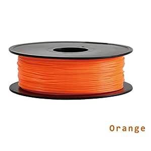 XFC-3D, 8 Opciones de Color Impresora 3D Filamento 1 KG/Rollo PLA ...
