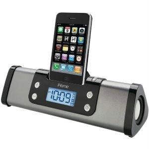 Alarm Clock Stereo Speaker System