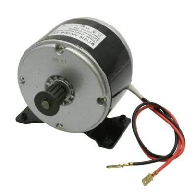 Universal Parts 24V, 300W Electric Motor - Belt Drive: Automotive