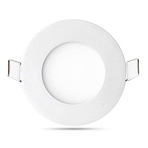 Aolyty Ultra Thin 3W LED Ceiling Panel Light 3